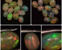 3.63 Ct Natural Ethiopian Welo Opal Wholesale Lot OL37