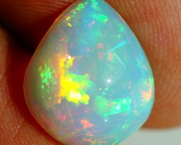 3.34CT MULTI RAINBOW FLASHY ETHIOPIAN OPAL-AE77