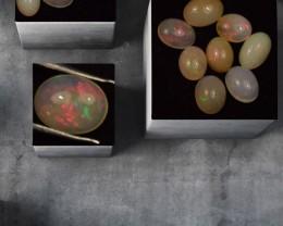 13.58 Ct Natural Ethiopian Welo Opal Wholesale Lot OL39