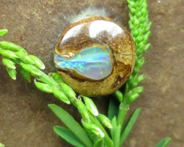 "4.5cts,""BOULDER PIPE OPAL~NO MIDDLE MAN!"""