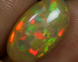 3.90cts CELL HONEYCOMB PATTERN Natural Ethiopian Welo Opal