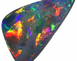 2.85 CTS  GEM OPAL DOUBLET FROM LIGHTNING RIDGE. [SEDA1374]SAFE