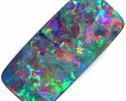 7.20 CTS  QUALITY OPAL DOUBLET FROM LIGHTNING RIDGE. [SEDA1403]SAFE