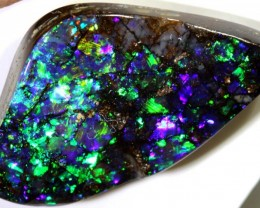 14.5-CTS QUALITY BOULDER OPAL POLISHED STONE  INV-960