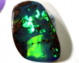 6-CTS QUALITY BOULDER OPAL POLISHED STONE  INV-963