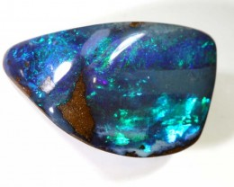 6.5-CTS QUALITY BOULDER OPAL POLISHED STONE  INV-967