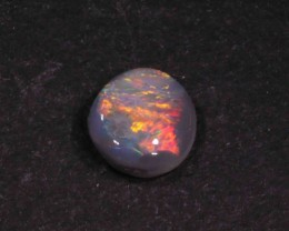 0.75 CT BLACK OPAL FROM LR