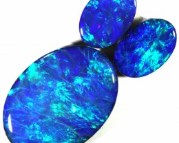 2.30 CTS OPAL DOUBLET 3 SET- CALIBRATED [SEDA1464]