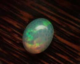 4.35 CT  Ethiopian Wello Opal GORGEOUS !!
