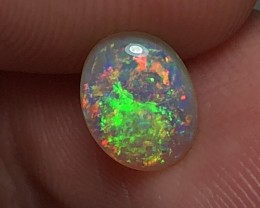 1.14ct Lightning Ridge Gem Crystal Opal LRS468