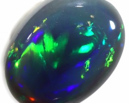 1.50 CTS SOLID CUT FROM NOBBIE CABOCHON STONE FIREY A242