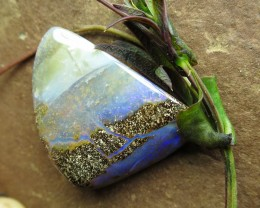 "46cts, ""BOULDER OPAL~UNBEATABLE VALUE!"""