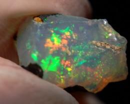 Cts 2.50   RA 906    .Rough Ethiopian Wello Opal   ~ Gem Grade -