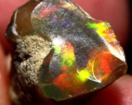 Cts 6.20   RA 686    .Rough Ethiopian Wello Opal   ~ Gem Grade -