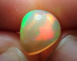 2.75ct Pink Flamingo Ethiopian Welo Opal Awesome Welo Opal