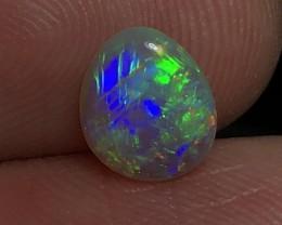 1.11ct Lightning Ridge Gem Crystal Opal LRS524