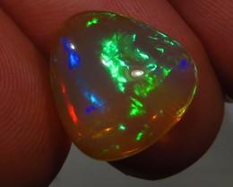 Brilliant! Ethiopian Welo Polished Opal AAA 5.6cts #715