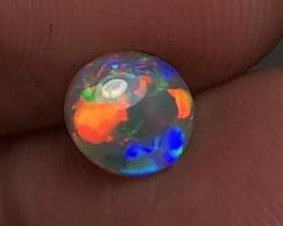 0.92ct Lightning Ridge Gem Dark Opal LRS552