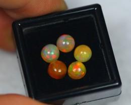 NR#  3.07Ct Ethiopian Welo Opal Lot LW185