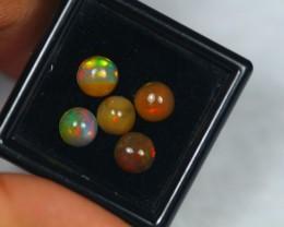 NR#  2.81Ct Ethiopian Welo Opal Lot LW187