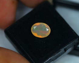 1.92Ct Natural Ethiopian Welo Faceted Opal Lot K170