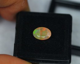 1.12Ct Natural Ethiopian Welo Faceted Opal Lot K174