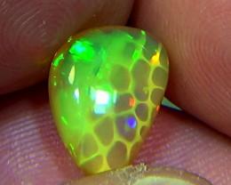 3.65 cts Ethiopian Welo HONEYCOMB opal N6 4/5