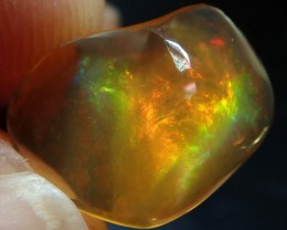2.31ct Mexican Fire  Crystal Opal