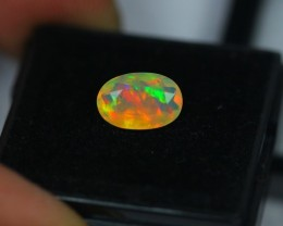 NR#  1.03Ct Ethiopian Welo Faceted Opal Lot LW211