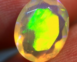 NR Faceted  Ethiopian Wello Opal.  Cts. 1.60 RD478