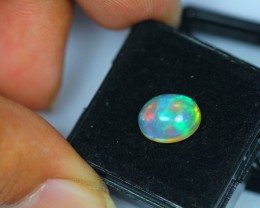 2.45Ct Natural Ethiopian Welo Opal Lot KM24