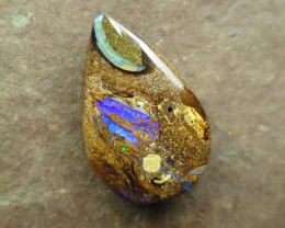 "16cts,""BOULDER PIPE OPAL~OUTBACK QUEENSLAND"""