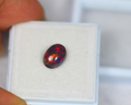 NR#  1.32Ct Ethiopian Welo Black Opal Lot LW252