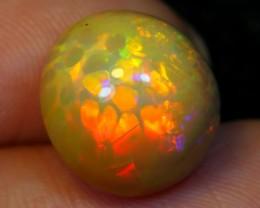 6.32ct Honeycomb Ethiopian Welo Polished Opal