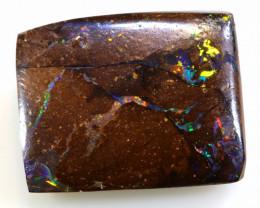 Boulder Opal Stone 2.30cts AB10