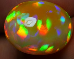 6.95 CRT SPECTACULAR RAINBOW PRISM NEON BRIGHT WELO OPAL-