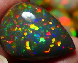 21.50 CRT RARE! FANTASTIC 3D PRISM COMPLETE COLOR DELUXE WELO OPAL-