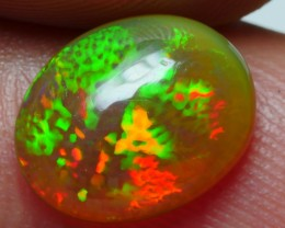 1.15 CRT UNIQUE FLOREST PATTERN BEAUTY NEON PLAY COLOR WELO OPAL