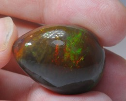 PHANTOM ETHIOPIAN LARGE OPAL POLISHED
