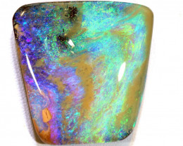 65.85CTS QUALITY  BOULDER OPAL POLISHED STONE INV-321  GC