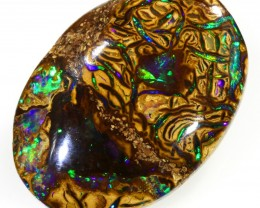 11.20CTS BOULDER OPAL SHOWING GREAT COLOR PLAY S492