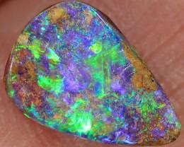 1.8ct 11x7.5mm Pipe Wood Fossil Boulder Opal  [LOB-1889]