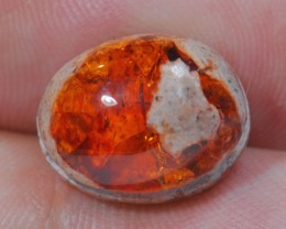 8ct WIREWRAP READY MEXICAN MATRIX FIRE  OPAL CANTERA SPECIMEN UNTREATED