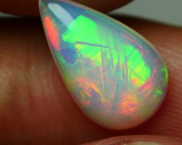 2.05 CRT BRILLIANT BROAD STRIPE NEON RIBBON PLAY COLOR WELO OPAL
