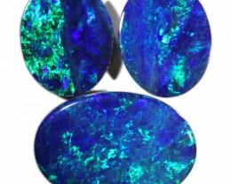 4.69 Cts parcel gem Opal Doublets  SU1533