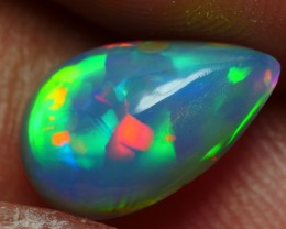 1.20 CRT GREY BASE RAINBOW FLORAL FIRE PLAY COLOR WELO OPAL