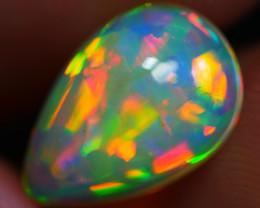 1.55 CRT GORGEOUS 3D PRISM PUZZLE PATTERN 5/5 PLAY COLOR WELO OPAL