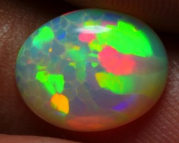 1.95 CRT BEAUTYFULY RAINBOW HONEYCOMB RIBBON PLAY COLOR WELO OPAL
