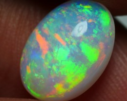 1.80 CRT BRILLIANT BRIGTH FLORAL WELO CHAFF PIN FIRE WELO OPAL