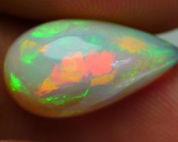 4.10 CRT BRILLIANT ROLLING FLASH FLORAL FIRE WELO OPAL